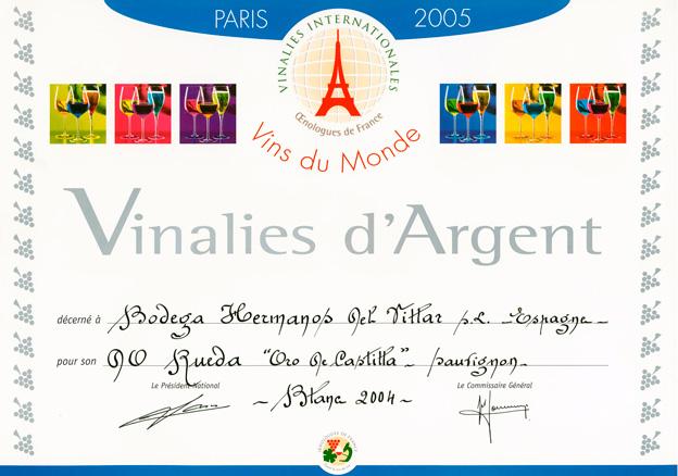 Vinalies Internationales 2005