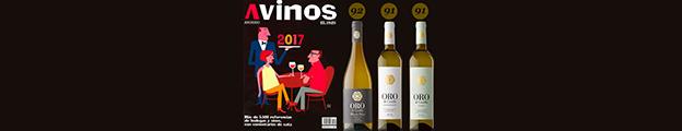 El Anuario de Vinos EL PAÍS 2017 ensalza los Oro de Castilla