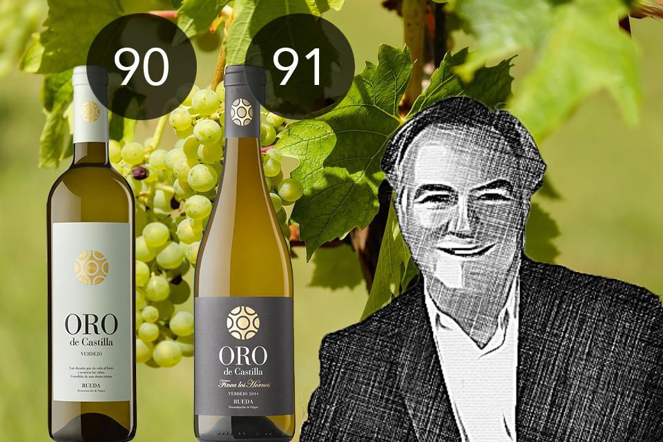 Excepcionales puntuaciones de Josh Raynolds a nuestros vinos