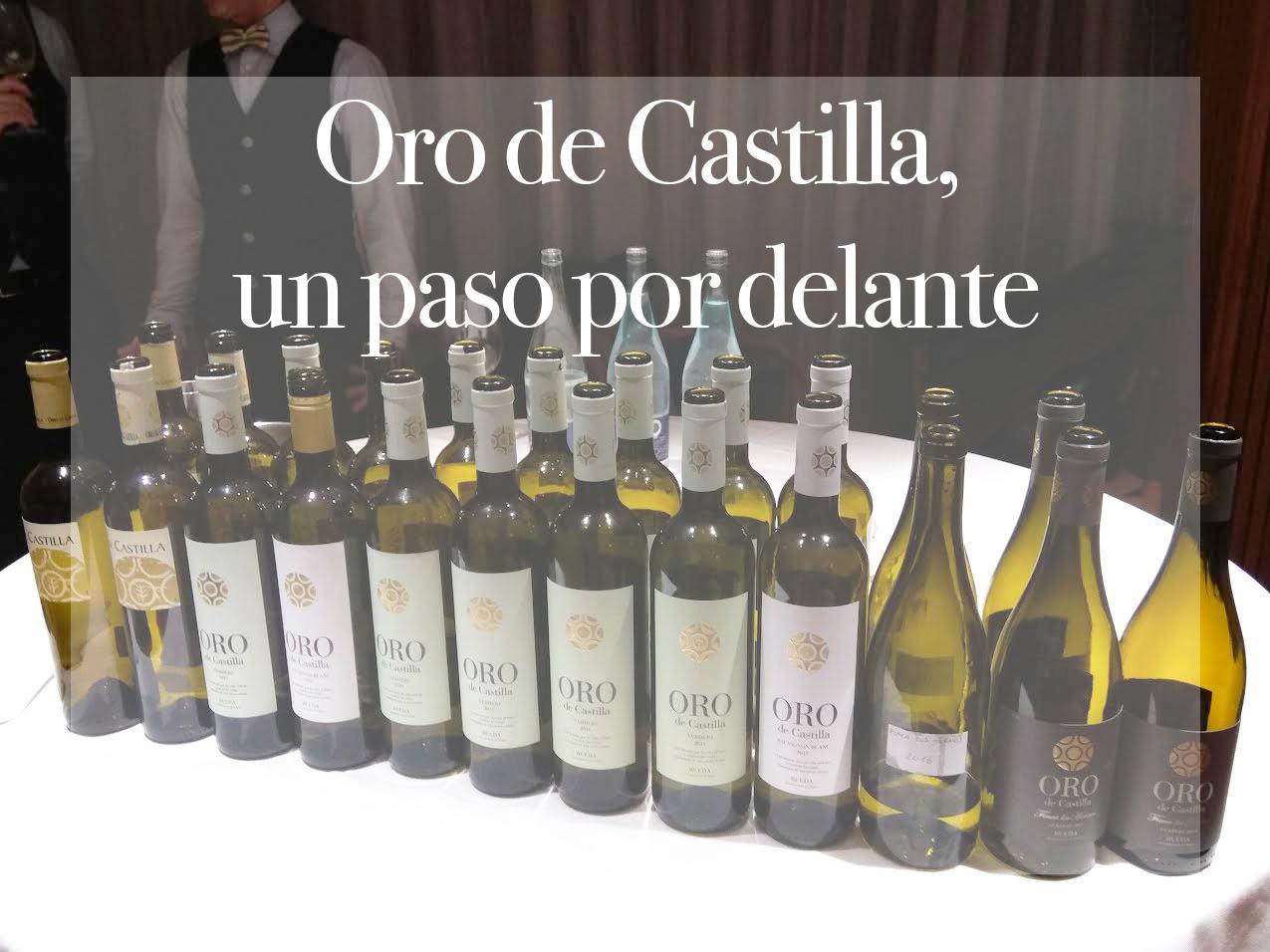 Oro de Castilla, un paso por delante