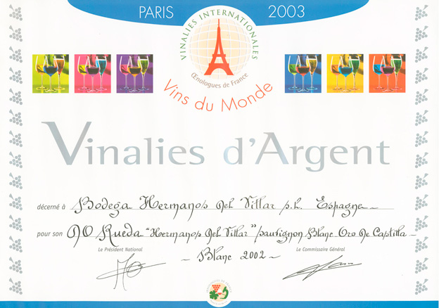 Vinalies internationales 2003